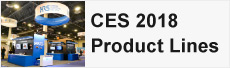 ces2018 product lines