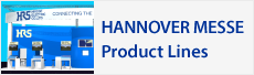 HANNOVER MESSE 2018 Product Lines