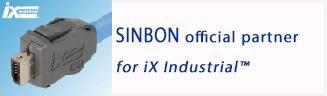 SINBON official partner for iX Industrial™