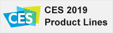 CES2019 product lines
